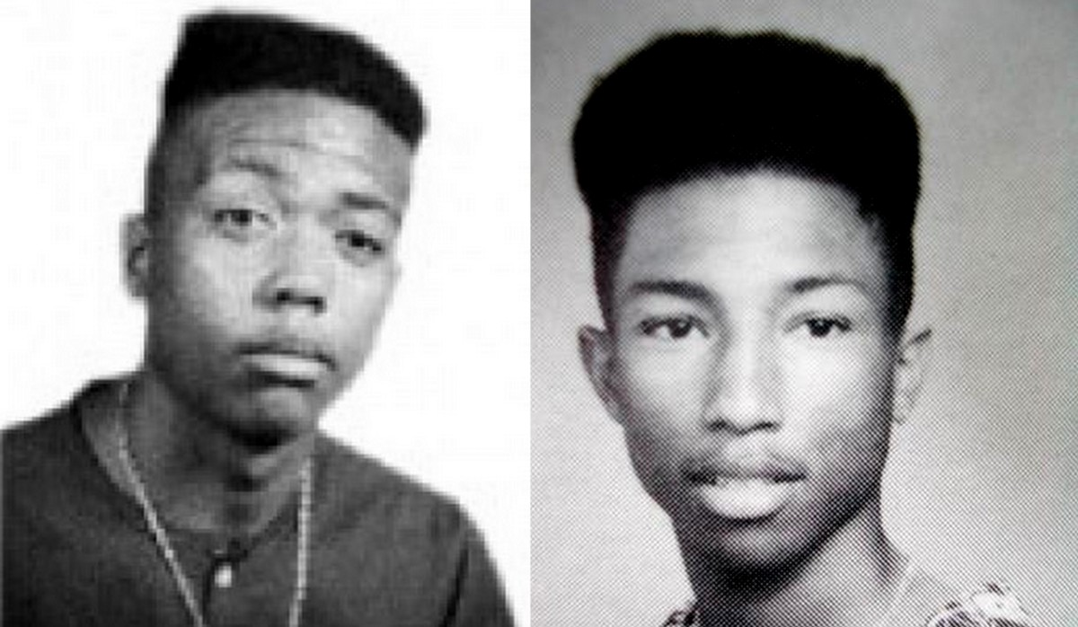 Pharrell Williams & Timbaland : Surrounded By Idiots Early Demos 1990-1991