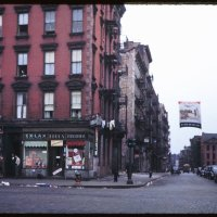 New York 1940's Colored Photographs by Charles Cushman (portfolio)