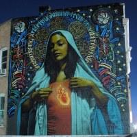 Retna & El Mac : Los Angeles Street Art Collaboration (video)