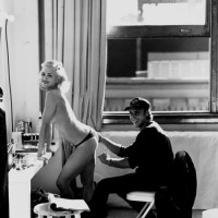 Daily Celebrity Shot / Madonna Being Herself (Naked) In Mid-Ninetie's