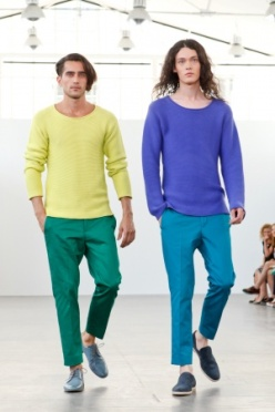 Agnes B, Menswear, Spring Summer, 2013, Paris